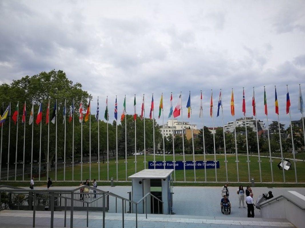 Blogi: Enter! Youth Week in Strasbourg 7.-12.7.2019