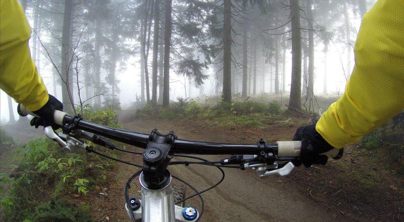 Syksyiset säät sopivat pyöräilyyn!