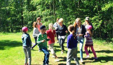 Kokkolan luontokoulu hakee uusia kummiluokkia lukuvuodelle 2020 – 2021!