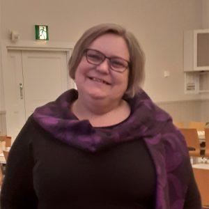 Toimitusjohtaja Catarina Silvander