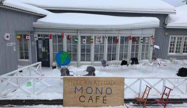 Mono Café aukeaa lauantaina 13.2.2021!