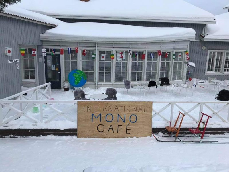 Mono Café open from Saturday 13.2.2021!