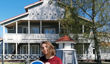 Blog: ESC volunteer Varvara about life in Finland