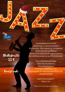 Jazzmenu