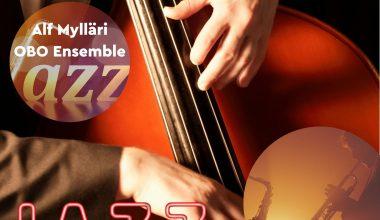 Jazzahtavat joulujuhlat Elbassa 26.11. ja 3.12.